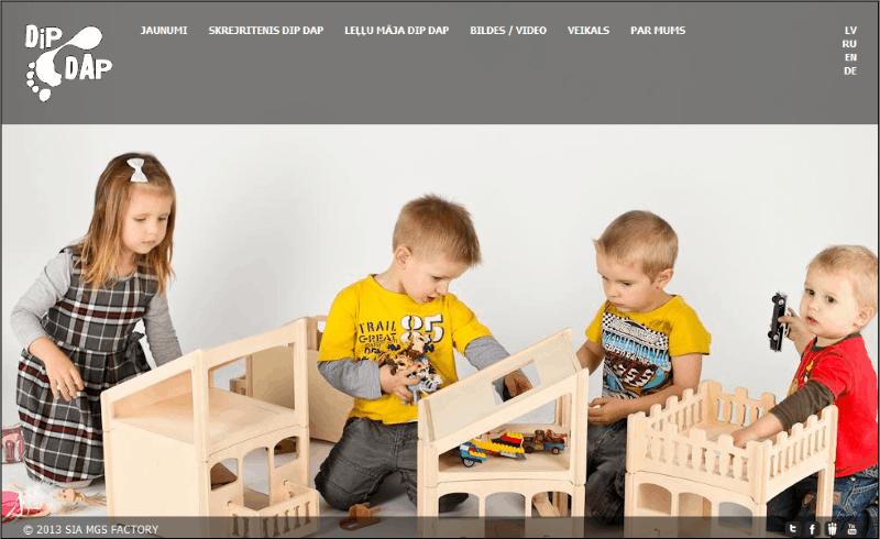 DIP DAP Spielzeughersteller